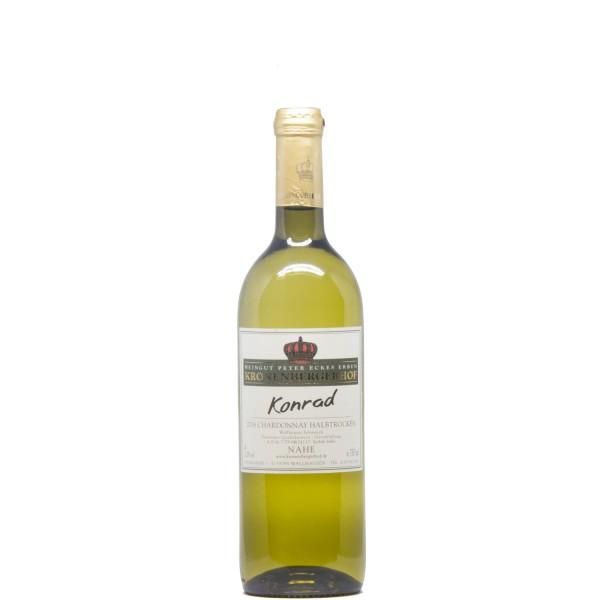 Nr. 032 | 2018 >Konrad< Chardonnay halbtrocken